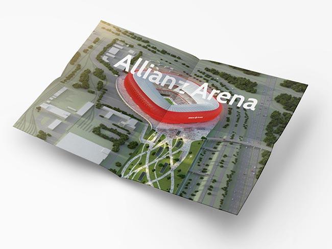 3D Agentur - Infografik - Allianz