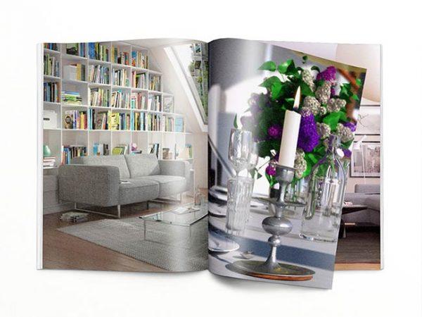 3D Agentur - Interior - Katalog 01