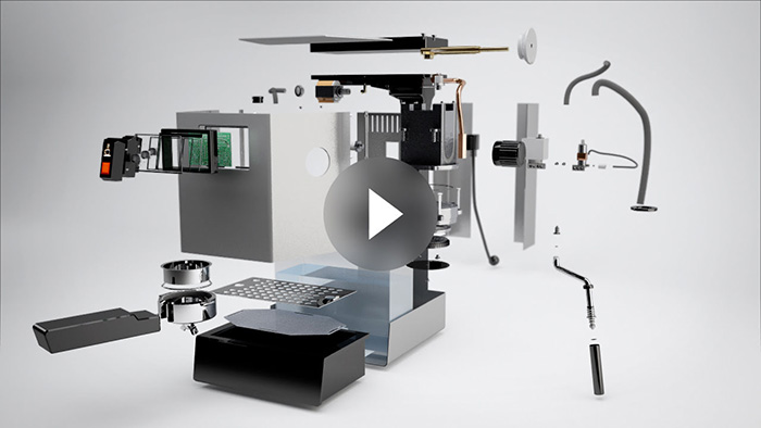 3D Agentur / Kaffemaschine / thumbnail